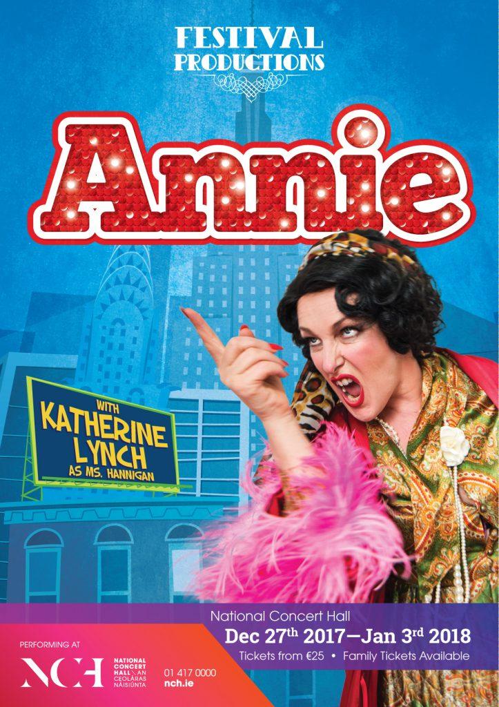 Annie Logo & Graphics