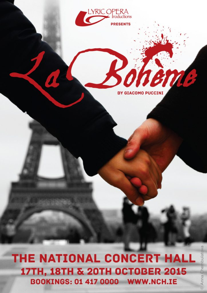 La Boheme - Client: Lyric Opera Productions