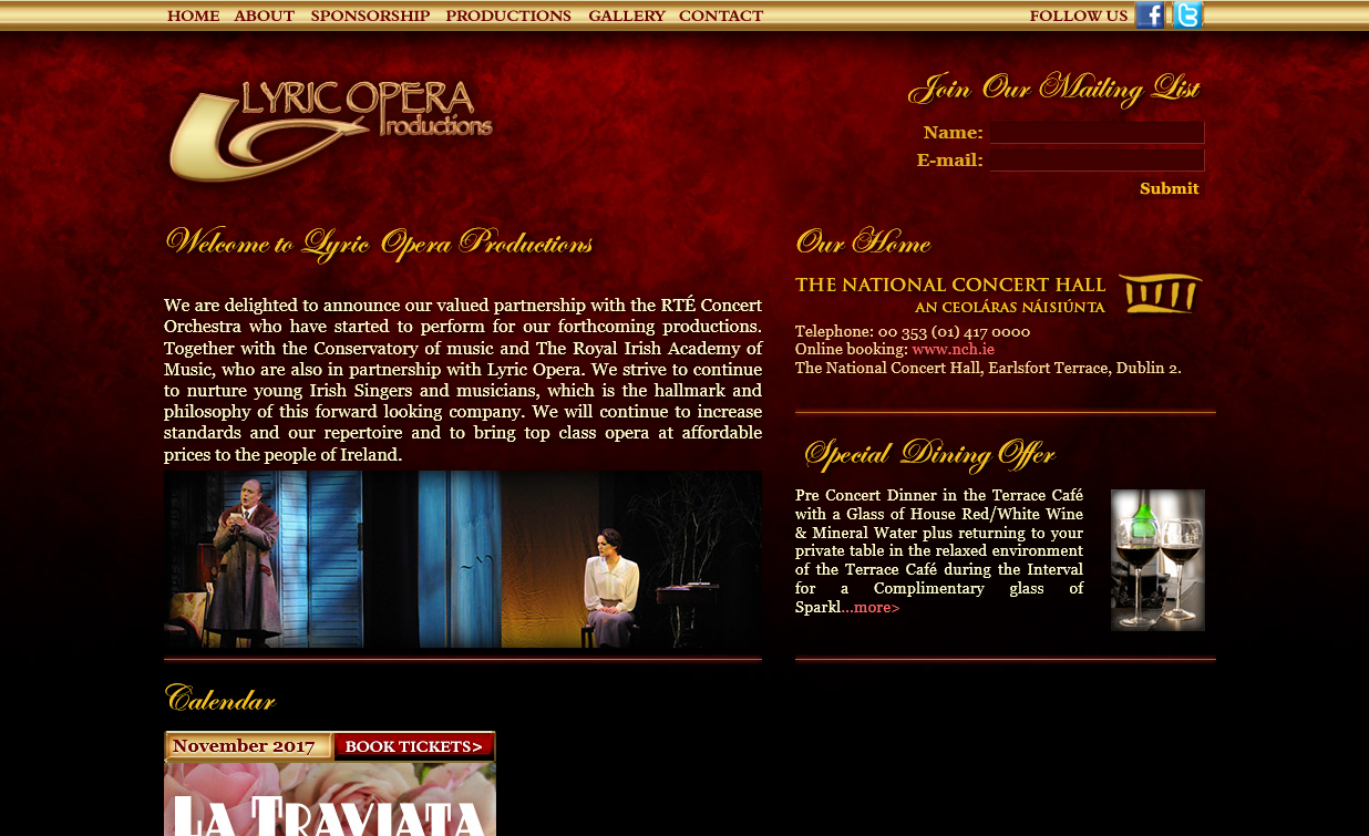 Lyric Opera Productions