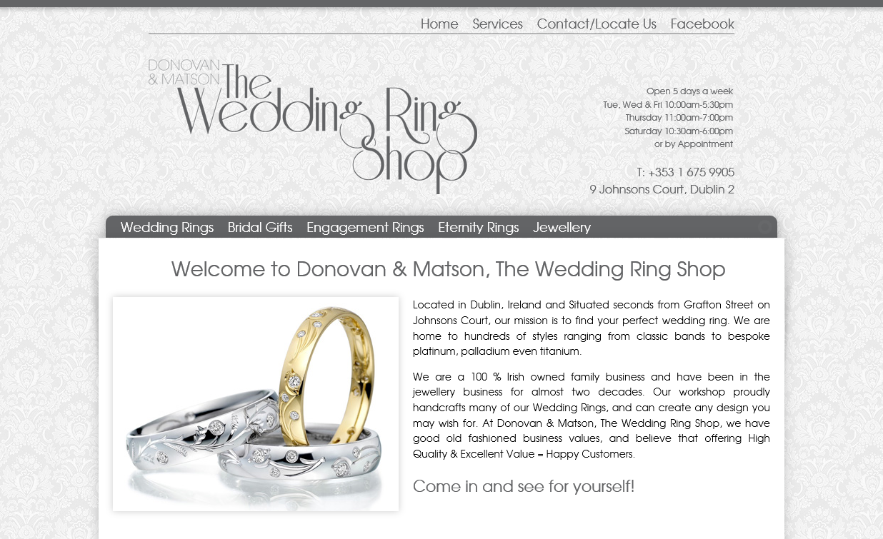 The Wedding Ring Shop
