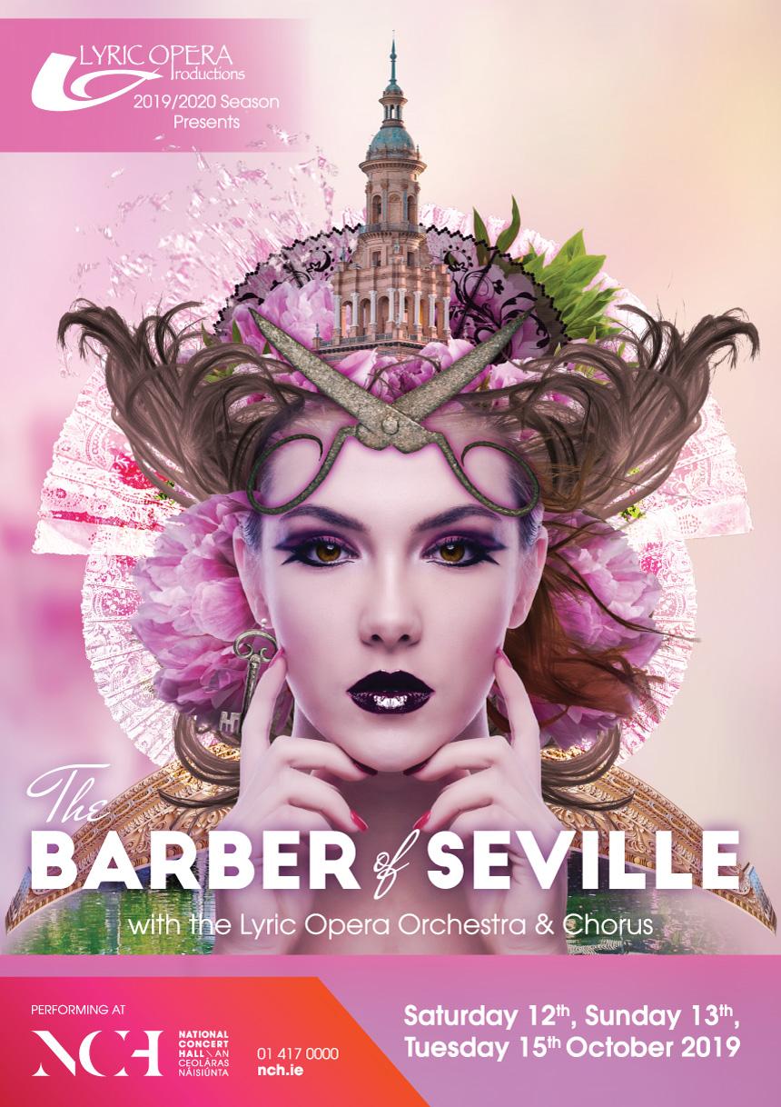The Barber of Seville<br>Lyric Opera Ireland